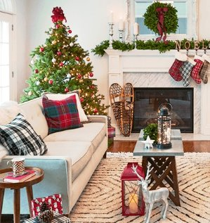 Hurry! Limit Time! Free Shipping $35+ Holiday Home Decor @ TJ Maxx