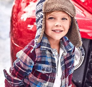 Up To 60% off Cozy Style +  Extra 20% off $50+Kids Apparel Sale @ OshKosh BGosh