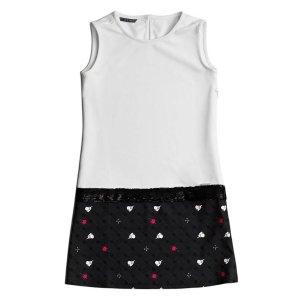 Color-Blocked Dress (7-16)   GUESS.com