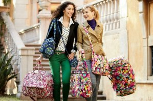 Extra 25% Off Entire Purchase @ Vera Bradley