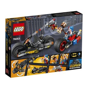 LEGO Super Heroes Batmanâ Gotham City Cycle Chase 76053
