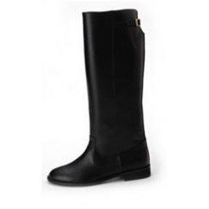 [SUECOMMA BONNIE] Point buckle long boots