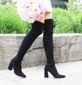 Free Suede Care Kit with Any Full Price Boot or Bootie Purchase @ Stuart Weitzman