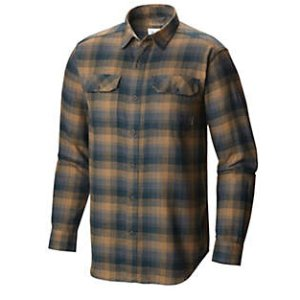 Men's Flare Gun Flannel III Long Sleeve Button Up Shirt