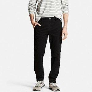 MEN'S FLAT FRONT 男款休闲长裤