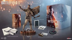 Battlefield 1 Exclusive Collector's Edition - Deluxe PS4/XB1