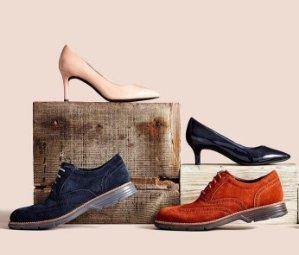 30% Off + Free Shipping Sitewide @ Rockport.com
