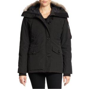 Canada Goose - Fur-Trimmed Montebello Parka