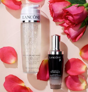 Free 6-Pc Gift with Any Lancome Beauty Purchase of $39.5 @ Bloomingdales
