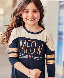As Low As $5 + 25% Off  $40+ To Be a Cute Kitty Prince! @ OshKosh