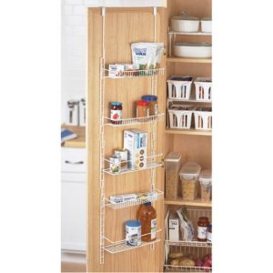 $14 14-Piece Kitchen Shelving System