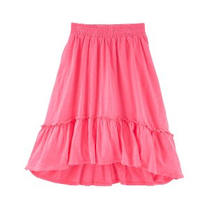 Kid Girl Ruffle Maxi Skirt | OshKosh.com