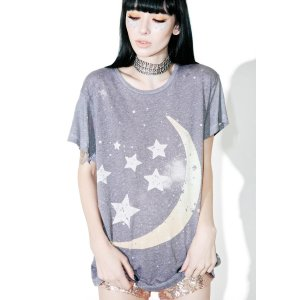 Wildfox Couture Starry Night Manchester Tee | Dolls Kill