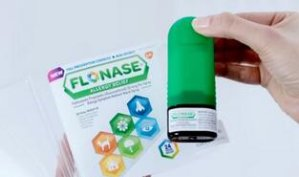 $13.2 Flonase Allergy Relief Nasal Spray, 60 Count