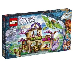 $38.39 LEGO Elves The Secret Market Place 41176