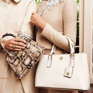 $75 Off $350 with Tory Burch Handbags Purchase @ Bloomingdales