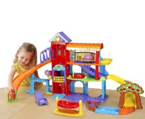 $29.88 VTech Go! Go! Smart Animals Happy Paws Playland