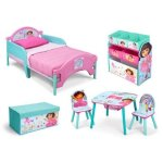 Nickelodeon Dora the Explorer Room in a Box with BONUS Toy Bin