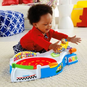 Laugh & Learn® Puppy's Smart Stages™ Speedway | CDL72 | Fisher Price