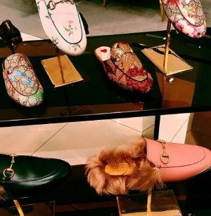 $100 off $700 Roger Vivier, Gucci, Miu Miu & More Designer Shoes @ Mytheresa