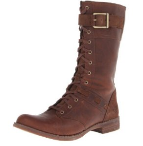 From $30.9 Timberland Women's Savin Hill Mid Lace Boot