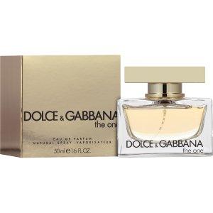 Dolce & Gabbana The One Eau de Parfum, 1.6 fl oz - Walmart.com