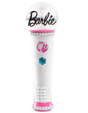 $3.44 Barbie Rockin' Microphone