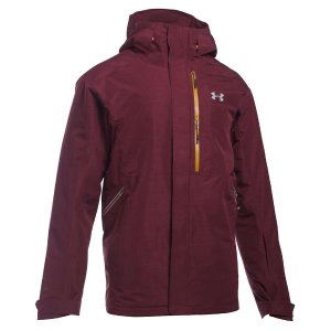 Under Armour Men's UA ColdGear Infrared Revy Insulated Jacket - at Moosejaw.com