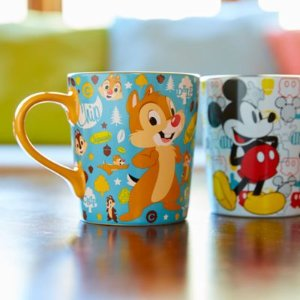 2 or More $10 Each + Extra 25% Off Select Mugs Sale @ disneystore