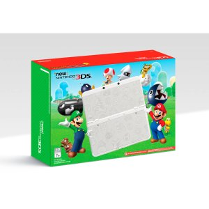 2016 Black Friday! $99.99 Nintendo New 3DS Super Mario Edition