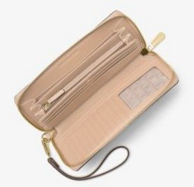 Start from $48.6 MICHAEL Michael Kors Jet Set Travel Wallets on Sale @ macys.com