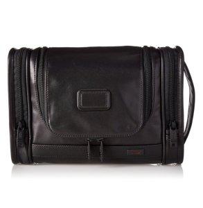 Lowest price! $135.00 Tumi Alpha 2 Hanging Leather Travel Kit