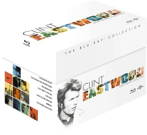 £13.99 Clint Eastwood - The Blu-ray Collection