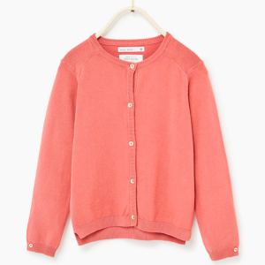 BASIC CARDIGAN - SPECIAL PRICES-GIRL | 4-14 years-KIDS | ZARA United States