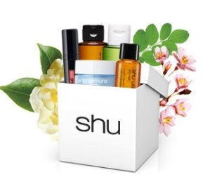 Free 5 Deluxe Samplewith Any Orders @ Shu Uemura