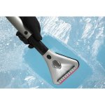 Samsonite Heated Car Window Snow and Ice Scraper with Built-In Flashlight