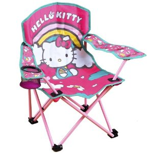 Hello Kitty Kids Folding Chair