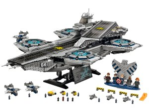 $299.99LEGO Marvel Super Heroes 76042 The SHIELD Helicarrier