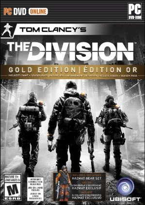 Tom Clancy's The Division Gold Edition for PC