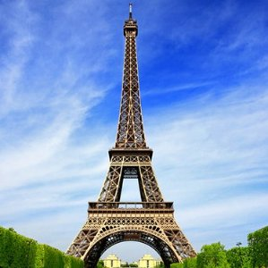 $434 Round TripSan Francisco - Paris Flight Sale