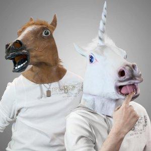 From $9.99 Animal Head Masks @Amazon