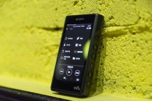 £634.29(¥5543/$803.74)黑砖史低!Sony NW-WM1A High-Res Walkman 播放器