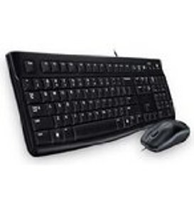 Logitech Wirelss Combo MK320 Keyboard and Mouse