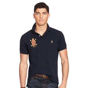 Custom-Fit Featherweight Polo - Custom Fit � Polo Shirts - RalphLauren.com