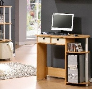 Lowest price! $35.88 Furinno Go Green Home Computer Desk/Table