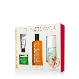 SKIN SAVER KIT - Peter Thomas Roth Clinical Skin Care