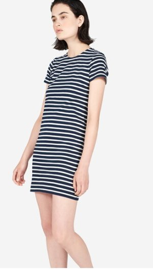$48 The Gia Mini Dress Sale @ Everlane