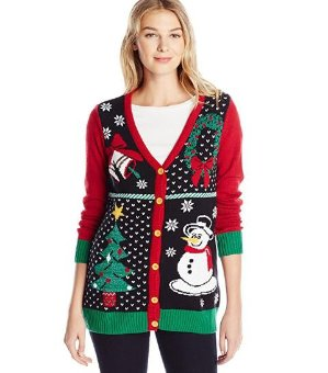 Up to 60% Off Festive Holiday Sweaters & More @ Amazon