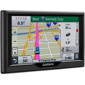 $121.98Garmin nuvi 67LM 6吋GPS导航仪 ( 带终身地图更新)