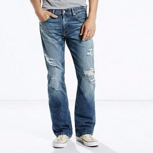 527™ Slim Boot Cut Jeans   Blue Barnacle  Levi's® United States (US)